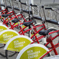 City Bikes in Trondheim