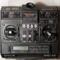 Graupner mc-17 top