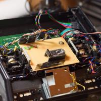 Graupner mc-17 teensy 3.1 controller