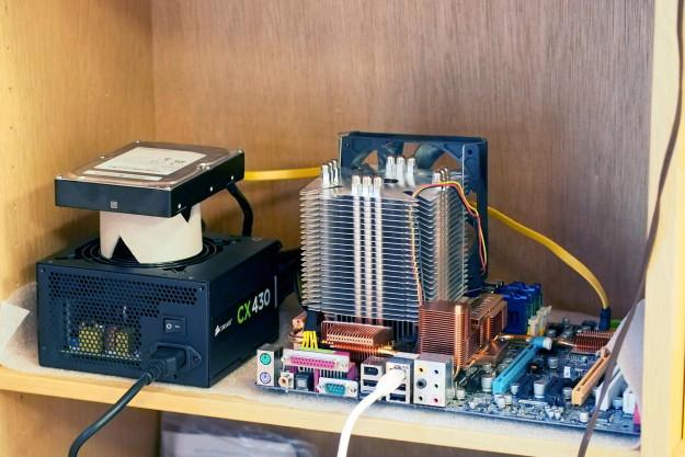 GA-P35-DQ6 with Core 2 Quad Q6600 and 4GB mem