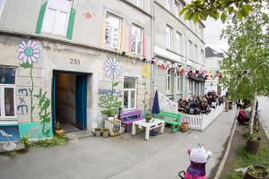 Svartlamon Café